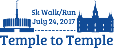 Temple To Temple 5k Run / Walk